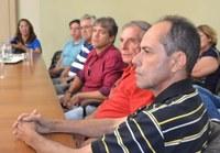 Administração e entidades se reúnem para estabelecer reivindicações