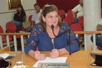Ana Cláudia quer informações sobre concessionária
