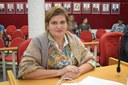 Ana Cláudia quer reformas no Parque dos Lagos