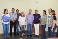 Câmara e Prefeitura acertam parceria para construção de sanitários para a Feira Livre