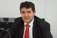 Rapinha solicita rescisão do contrato com a Copasa
