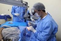 Tem início o mutirão de cirurgias de catarata em Frutal