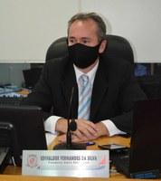 Vereador Edivalder Cheiroso propõe criação de Distrito Industrial em Frutal