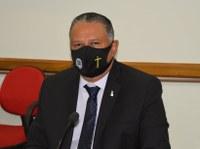 Vereador Juninho do Sindicato pede compra emergencial de fitas para aferição de glicemia em Frutal