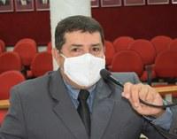 Vereador Rapinha recomenda contratação de especialistas para o Hospital Frei Gabriel