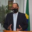 Vereador Sinomar Borges sugere doação de lâmpadas substituídas para associação de catadores