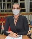 Vereadora Juliene Sabino solicita academia ao ar livre no Francisco Moron