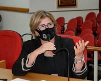 Vereadora Maíza sugere adicional de insalubridade para motoristas de ambulância