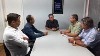 Vereadores visitam Codau em Uberaba e discutem possibilidade de criação de autarquia em Frutal