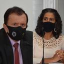 Vereadores Zizi e Gislene pedem mais garis para limpeza de ruas da cidade