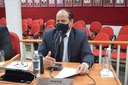 Vereador Sinomar solicita limpeza de terreno no bairro Frutal III